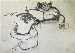 XJ6 Bulkhead Wiring Harness DAC3093 on
